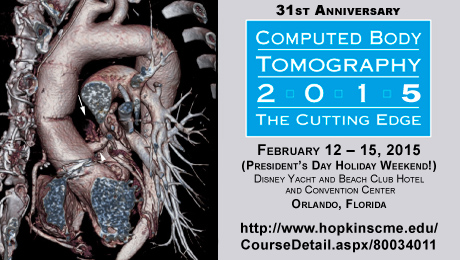 Due to rapid advances in technology, radiologists and radiologic technologists often require a comprehensive review of recent advances in computed body tomography. This activity will focus on multidetector/multislice CT and newer systems including dual-source CT scanners. The schedule offers a series of 40-minute lectures designed to concentrate on specific topics in-depth, including state-of-the-art technology and software.